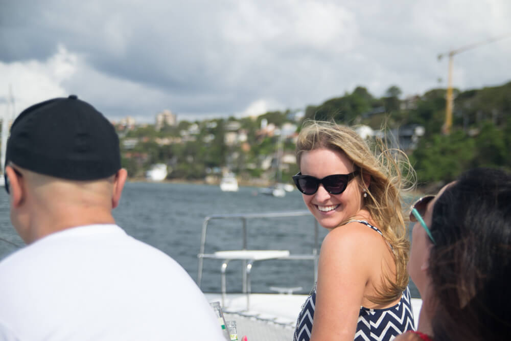 Learn the sailing ropes in Sydney
